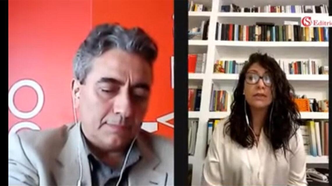 L'editore intervista Silvia Piga