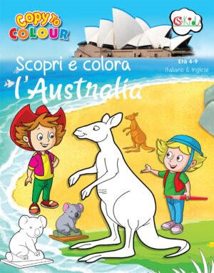 Scopri e colora l'Australia